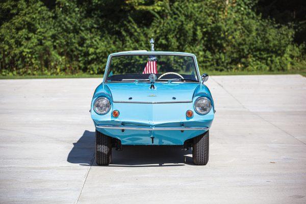 Amphicar (fot. Courtesy of RM Auctions)