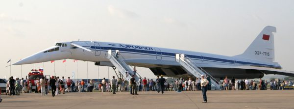 Tupolew Tu-144 (fot. Zimin.V.G.)