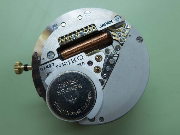 Mechanizm Seiko Quartz Astron 35SQ (fot. thewatchbloke.co.uk)