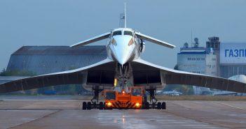 Tupolew Tu-144 - przegrany rywal Concorde