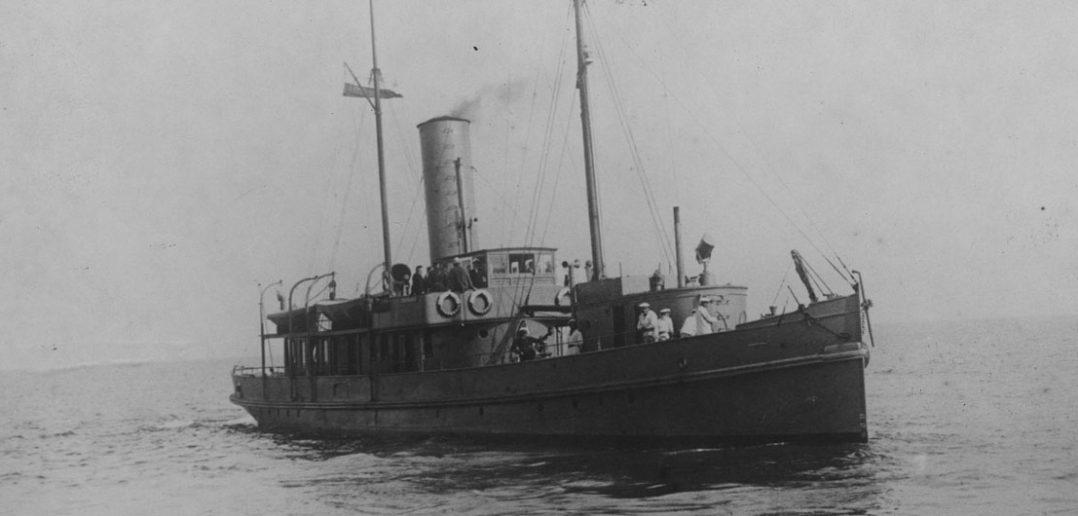ORP Pomorzanin - pierwszy okręt Polskiej Marynarki Wojennej