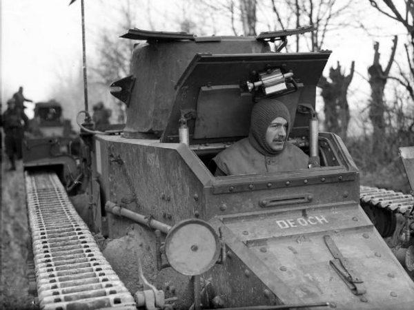 Mk I Matilda A11