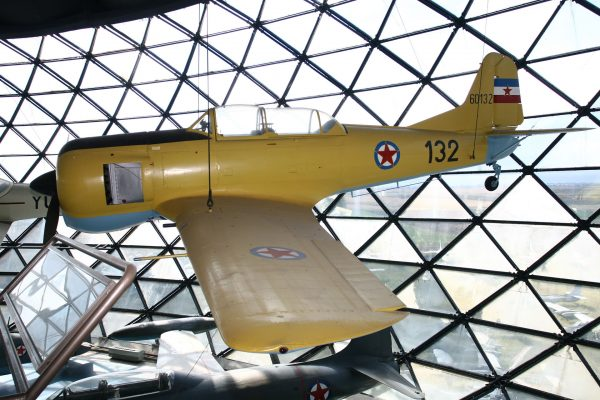 Soko 522 (fot.Belgade Aviation Museum Photo Archive)