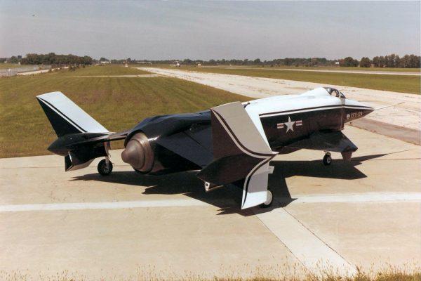 Rockwell XFV-12