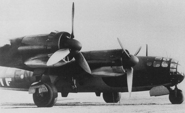 Messerschmitt Me 264