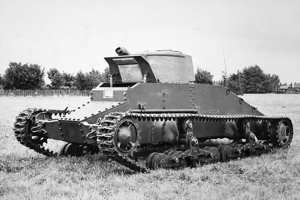 Mk I Matilda A11E1