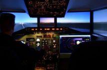 Symulator lotu na urodziny? - zostań pilotem w godzinę