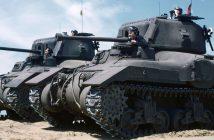 Kanadyjski czołg szybki Ram