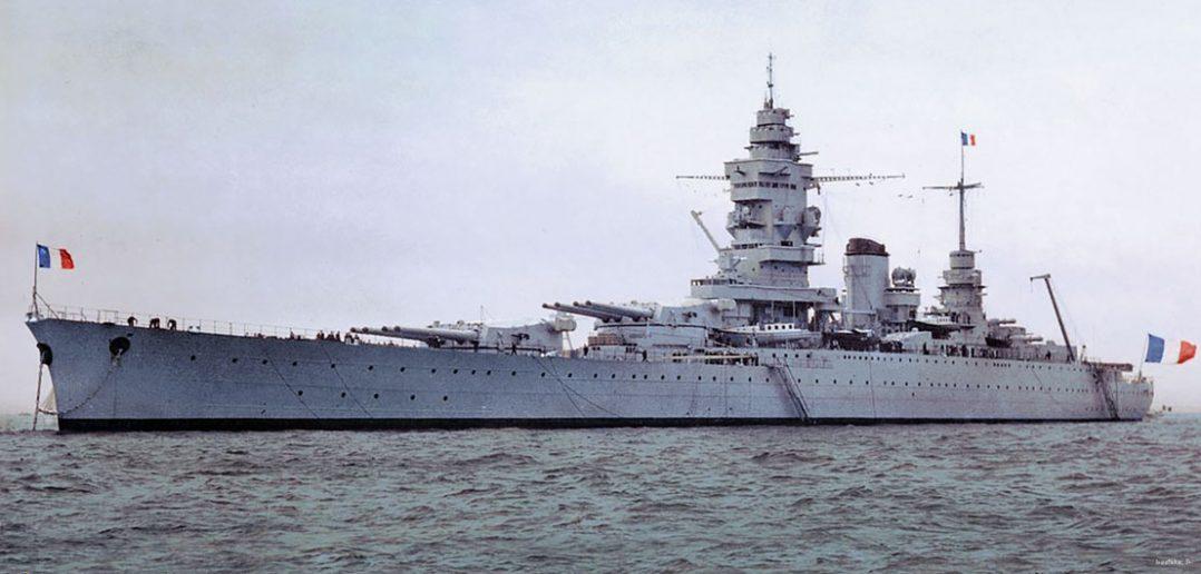 Francuskie pancerniki typu Dunkerque