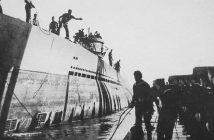 Mleczne krowy - okręty podwodne typu XIV