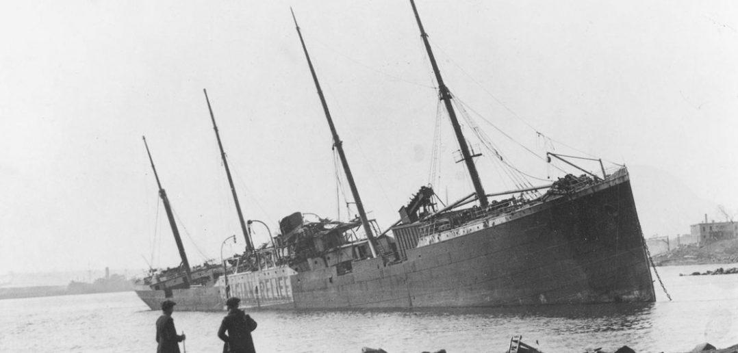 Eksplozja frachtowca Mont-Blanc w Halifaxie (1917)