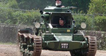 Mk I Matilda (A11) - brytyjski lekki czołg piechoty