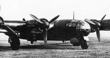 Messerschmitt Me 264 - niedoszły Amerikabomber