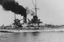 SMS Nassau - pierwszy niemiecki dreadnought