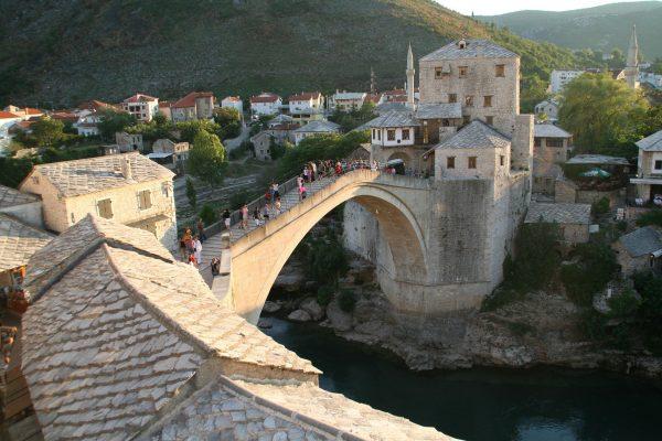 Stary Most w Mostarze współcześnie