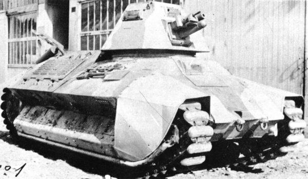 Prototyp FCM 36