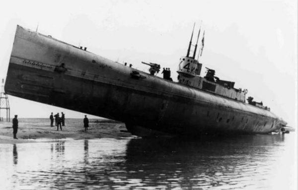 Okręt podwodny K4
