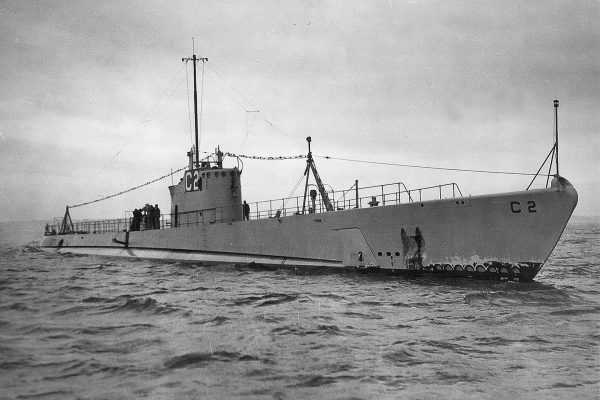 USS Cuttlefish