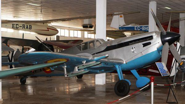 Hispano Aviación HA-1112M1L (fot. Johnny Comstedt)