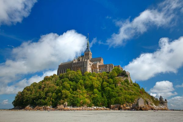 Mont Saint-Michel (fot. Nicolas Raymond/Flickr.com)