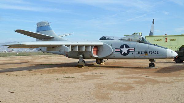 Northrop YA-9 (fot. Alan Wilson/Wikimedia Commons)