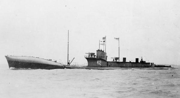 Okręt podwodny K12