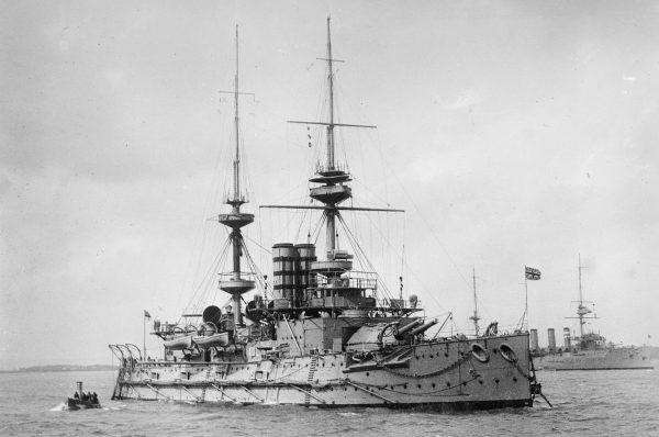 Pancernik typu Majestic - HMS Mars