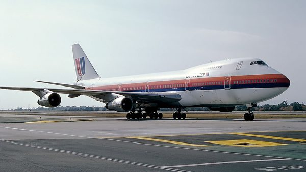 Boeing 747-122 (N4712U) (fot. Ted Quackenbush)