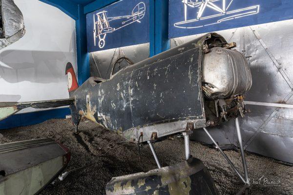 Messerschmitt Me 209V1 w Krakowie (fot. Michał Banach)