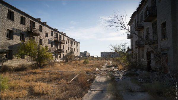 Aralsk-7 (fot. Kest Władimirowicz)