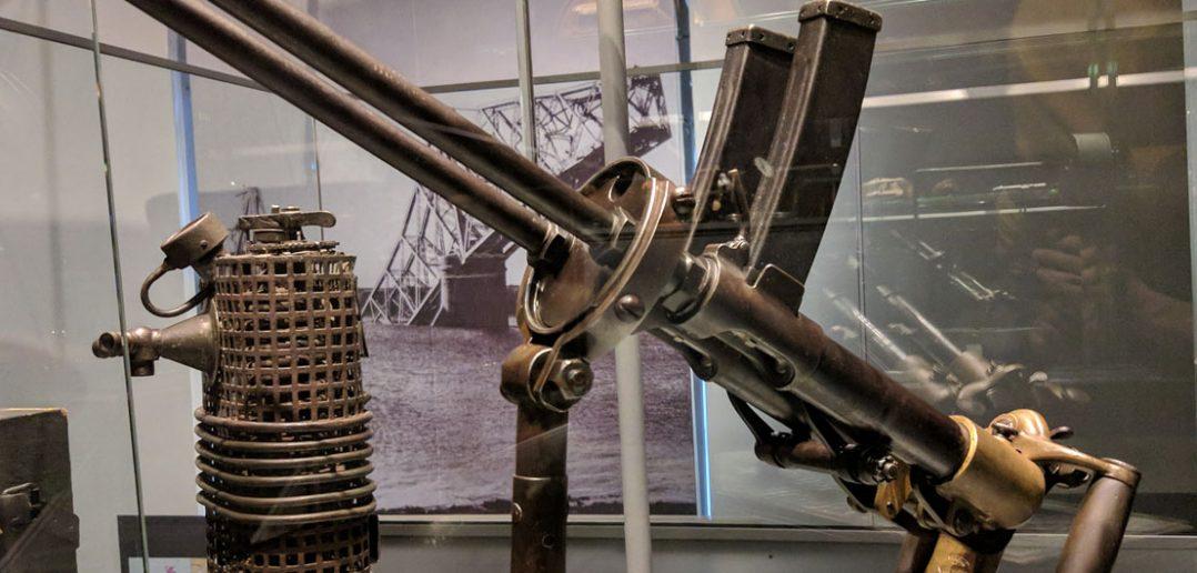 Villar-Perosa - pierwszy pistolet maszynowy?