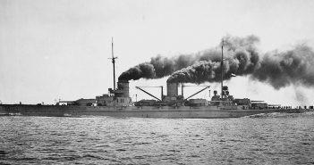Yavuz Sultan Selim (SMS Goeben) - najstarszy krążownik liniowy