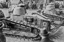 """Renault FT - pierwszy """"nowoczesny czołg"""""""