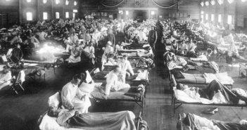 """Pandemia grypy """"Hiszpanki"""" sprzed stu lat"""