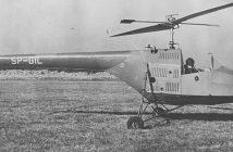 BŻ-1 GIL - pierwszy polski śmigłowiec