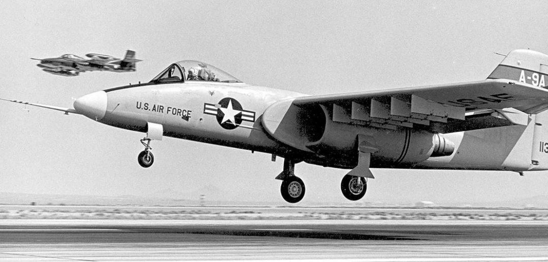 Northrop YA-9 - zapomniany rywal Thunderbolta II