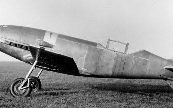 Rekordowy Messerschmitt Me 209