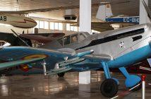 Hispano Aviación HA-1112 - hiszpański Messerschmitt Bf 109
