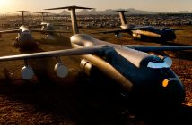 Davis-Monthan Boneyard - cmentarzysko samolotów