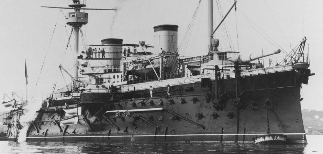 Pelayo - jedyny w swoim rodzaju hiszpański pancernik
