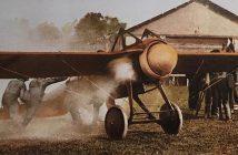 Francuski samolot wyścigowy Deperdussin Monocoque