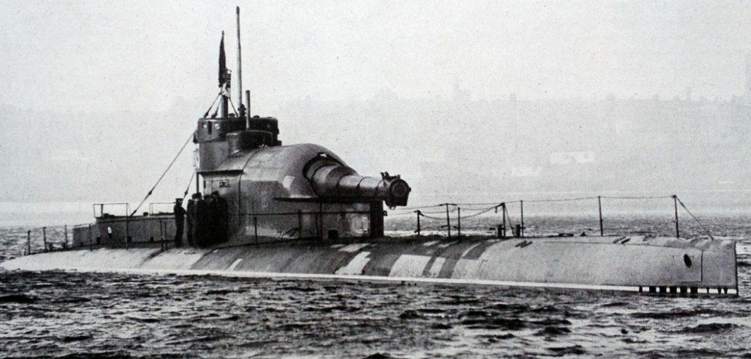 Brytyjskie podwodne krążowniki - okręty podwodne typu M