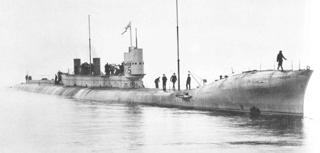 Parowe okręty podwodne typu K