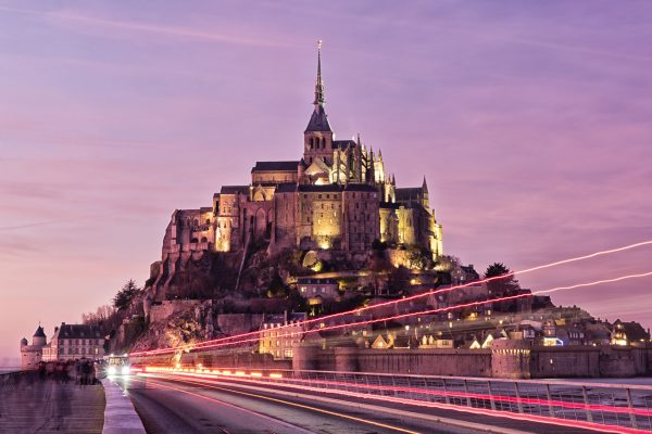 Mont Saint-Michel (fot. pixabay.com)