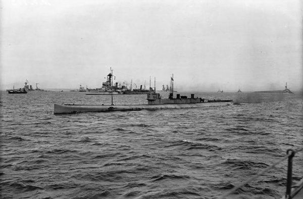 Okręt podwodny K3