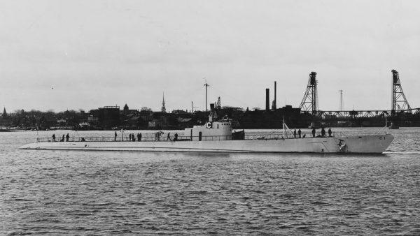 USS Cachalot