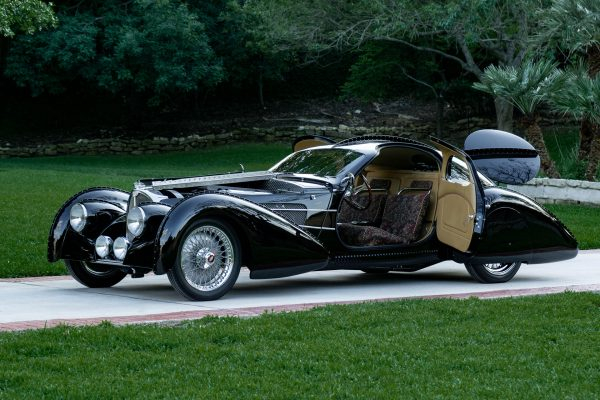 1939 Delahaye USA Pacific (fot. Courtesy of RM Sotheby's)