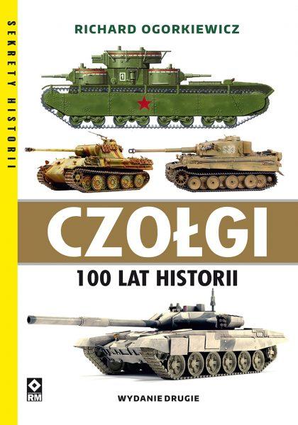 Czołgi. 100 lat historii