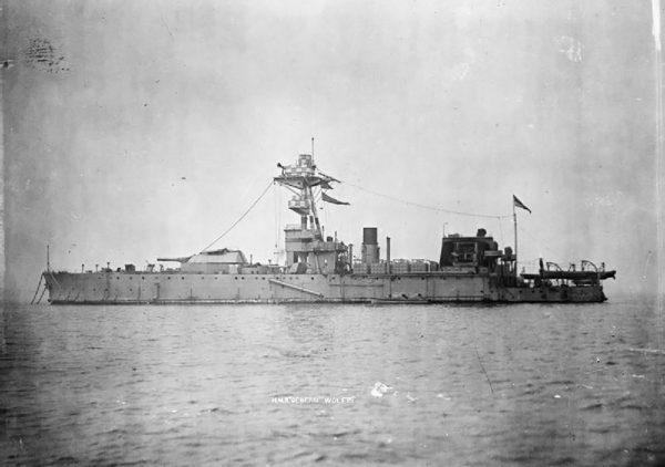 HMS General Wolfe