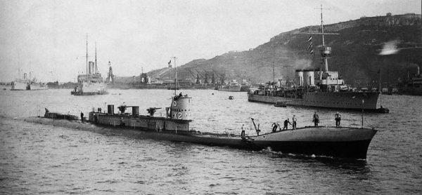 Okręt podwodny K2